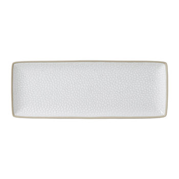 Gordon Ramsay Maze Grill Serving Platter - Hammer White