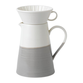 Coffee Studio Coffee Pitcher & Dripper Set