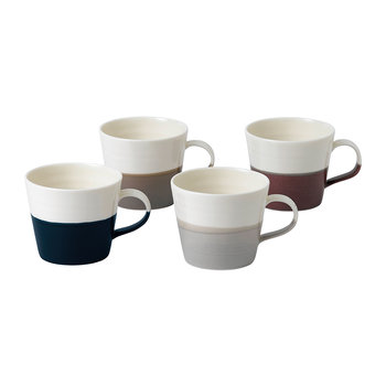 Mugs Coffee Studio - Lot de 4