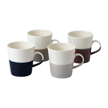 Coffee Studio Mugs - Set of 4