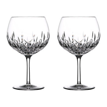 Lismore Balloon Glasses - Set of 2