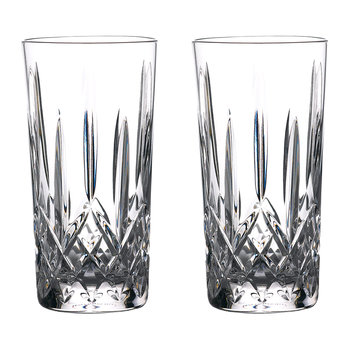 Lismore Highball Glasses - Set of 2