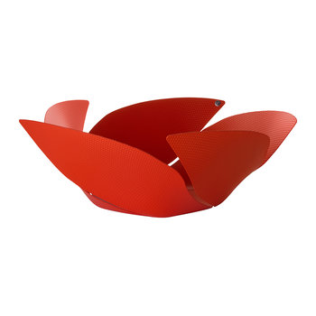 Twist Again Fruit Bowl - Red