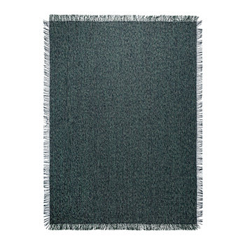 Market Fringe Outdoor Rug - Pacific