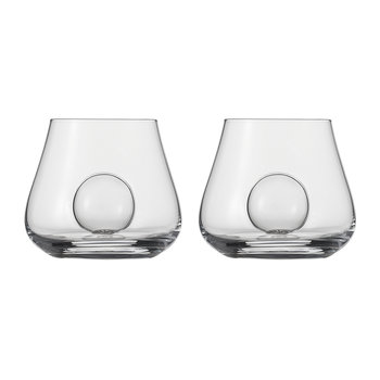 Air Sense Water Glasses - Set of 2