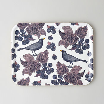 Blackbird & Bramble Tray - Large