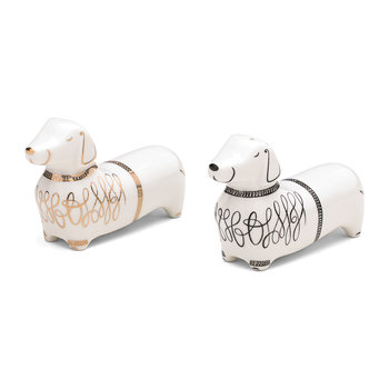 'Jingle All The Way' Salt & Pepper Shakers