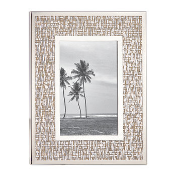 'Picture Perfect' Photo Frame - Silver