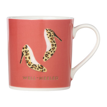 'Things We Love Mug' - Well-Heeled