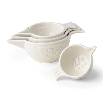 'Cannon Street' Bird Measuring Cups