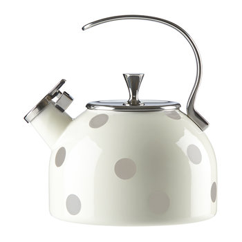 Deco Dot Kettle - Beige
