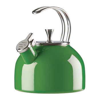 'All In Good Taste' Kettle - Green