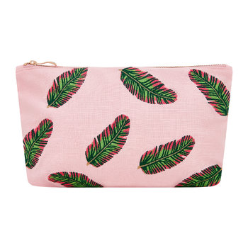 Banana Leaf Travel Pouch