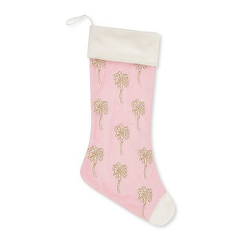 Palmier Stocking - Rosewater