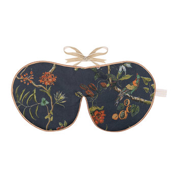 Limited Edition Lavender Eye Mask - Tropical Birds