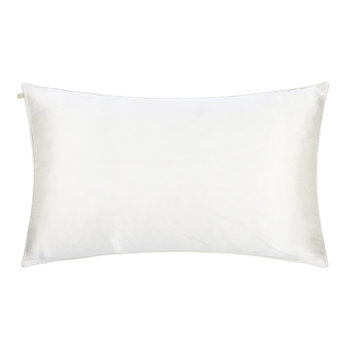 Anti Aging Eye Pillowcase - White
