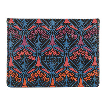 Dawn Travel Card Holder - Orange