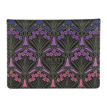 Dusk Travel Card Holder - Purple