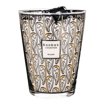 Brussels Art Nouveau Scented Candle - Limited Edition