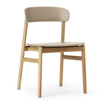 Herit Oak Chair - Sand
