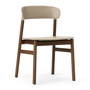 Herit Smoked Oak Chair - Sand