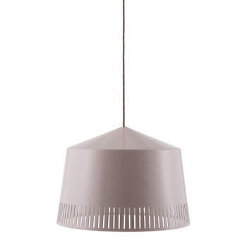 Tivoli Toli Ceiling Light - Pearl Grey - Medium