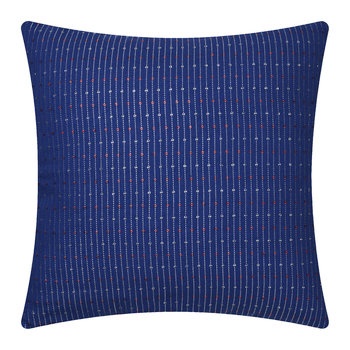 Fairy Lights Cushion - 50x50cm - Royal Blue