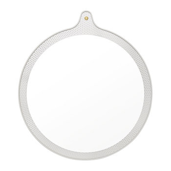 Tivoli Ticket Mirror - Small - Faded Celadon