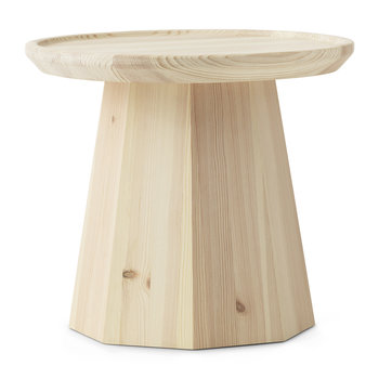 Pine Side Table - Small - Natural