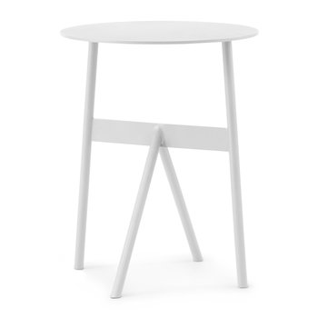 Stock Side Table - White