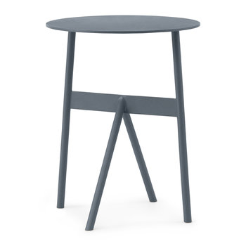 Stock Side Table - Steel Blue
