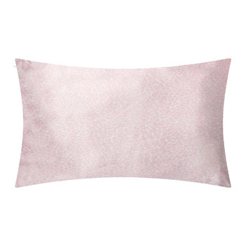 Limited Edition Leopard Print Pillowcase - 51x76cm - Pink
