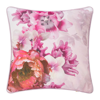 Splendour Bed Cushion - Pink - 45x45cm