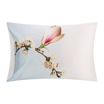 Harmony Pillowcase - Set of 2 - Blue
