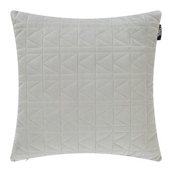 Quilted K Bed Pillow - 45x45cm - Dove