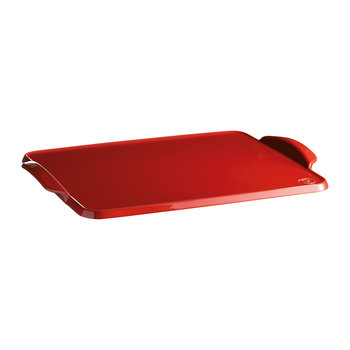 Bread Baking Tray - Red
