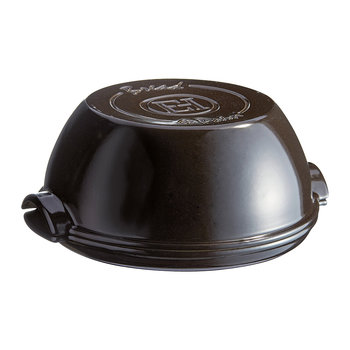 Round Bread Baker - Black