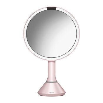 Sensor Mirror with Brightness Control - Pink