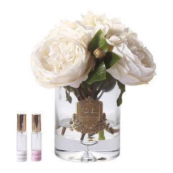 Roses & Hydrangea - Champagne