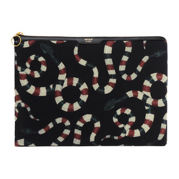Snakes Laptop Case