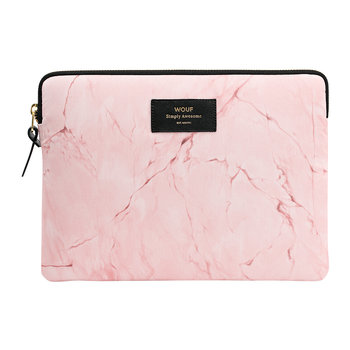Marble iPad Case - Pink