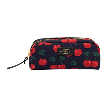 Cherries Cosmetic Bag