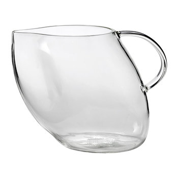 Anita Le Grelle Glass Carafe - Design 4