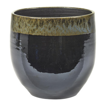 Duo Pot - Black/Green
