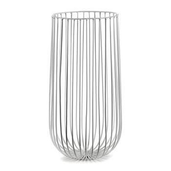 Catu Wire Basket - White - 35cm