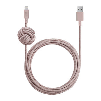 Lightning Night Cable - Rose