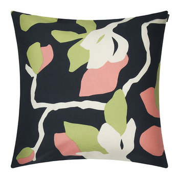 Mielitty Cushion Cover - Dark Blue/Pink