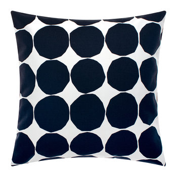 Pienet Kivet Cushion Cover - White/Black - 50x50cm
