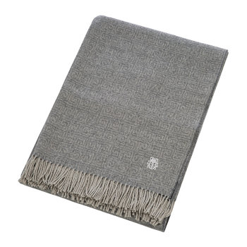 Little Leg Blanket - 130x200cm - Medium Gray