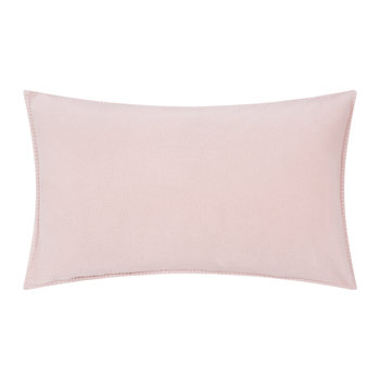 Soft Fleece Pillow - 30x50cm - Dark Rose